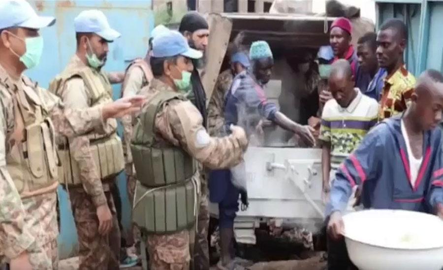 اقوام متحدہ کا پاکستانی امن کاوشوں، انسانی ہمدردی کی سرگرمیوں کا برملا اعتراف