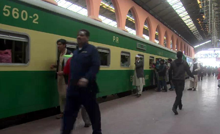صوبوں کی ٹرین آپریشن بحال کرنے کی وزیر ریلوے کی تجویز کی مخالفت