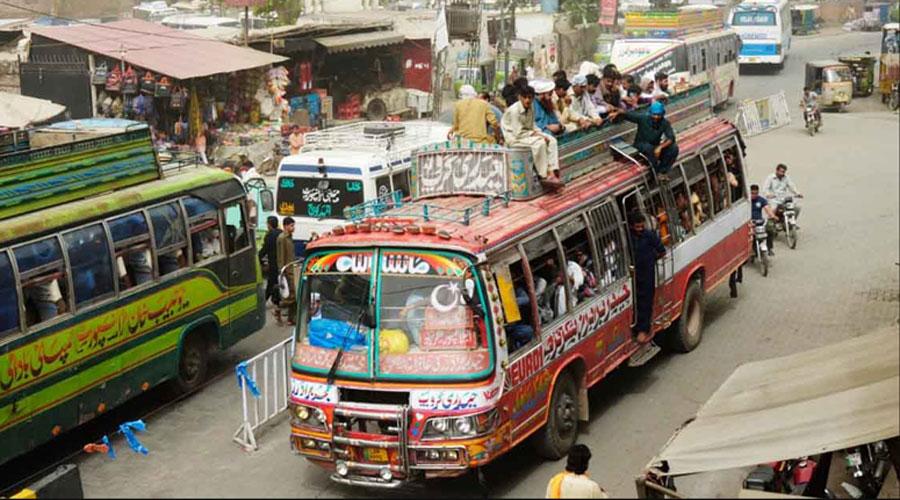 پنجاب کے ٹرانسپورٹرز کا حکومتی ایس او پیز پر ٹرانسپورٹ چلانے سے انکار