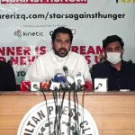 اعصام الحق کی اپیل پر ٹینس کے عالمی ستاروں کی کورونا سے متاثرہ خاندانوں کو اشیا عطیہ