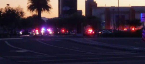 امریکی ریاست ، ایریزونا ، شاپنگ سنٹر ، فائرنگ ، 2 افراد ، زخمی