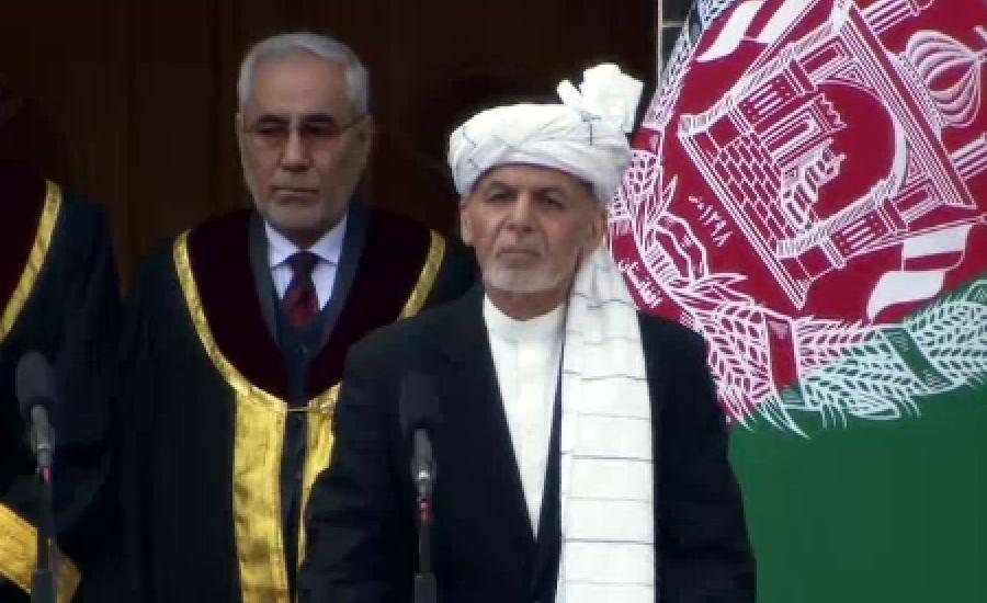 افغان صدر اشرف غنی اور عبداللہ عبداللہ میں سیاسی ڈیل طے پا گئی