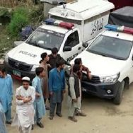 بٹگرام ، ایک شخص ، گھر ، 5 افراد قتل ، پشاور ، 92 نیوز
