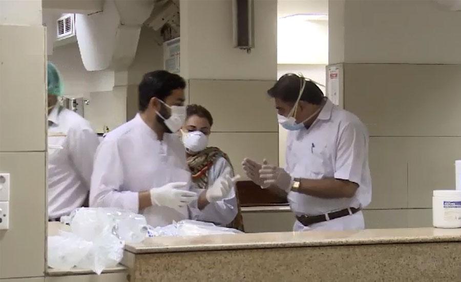 پاکستان میں 24 گھنٹوں میں کورونا کے 747 نئے کیسز رپورٹ، 9 افراد جاں بحق