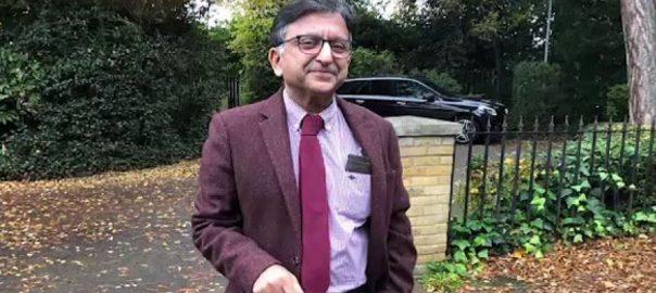 برطانیہ ، پاکستانی نژاد ، ڈاکٹر طارق شفیع ، کورونا ، لڑتے ، زندگی ، بازی ہار