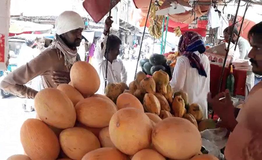 حیدرآباد میں پھلوں کی قیمتیں کم نہ ہوسکیں، منافع خور عوام کو لوٹنے میں مصروف