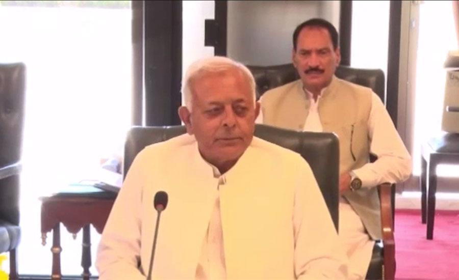 غلام سرور خان کا طیارہ حادثہ کی رپورٹ 22 جون کو عوام کے سامنے لانے کا وعدہ
