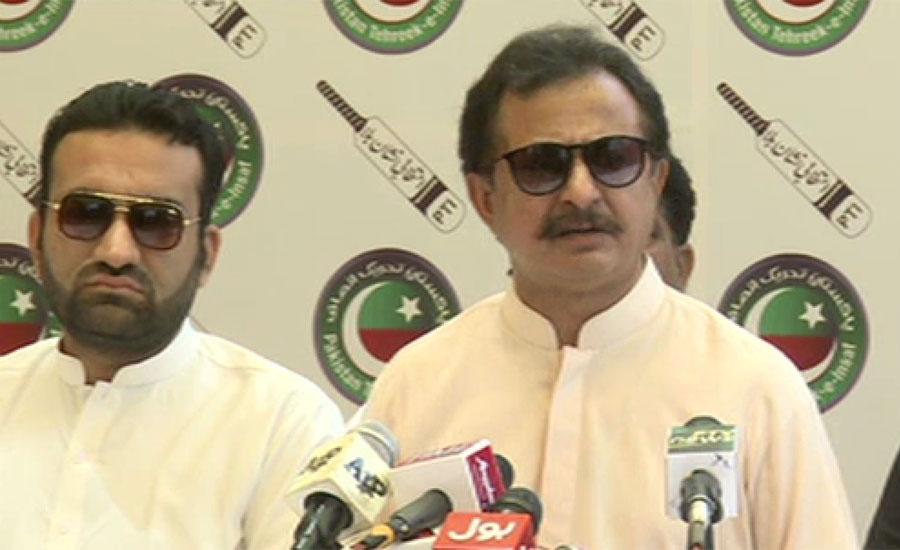 سندھ حکومت نے کورونا ریلیف آرڈیننس سیاسی پوائنٹ اسکورنگ کیلئے بھیجا تھا ، حلیم عادل شیخ