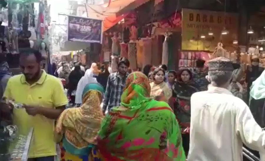 پنجاب میں کاروباری اور تجارتی مراکز کے نئے اوقات کار مقرر کرنے کا فیصلہ