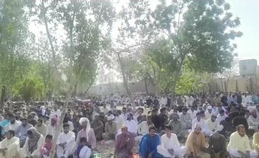 ملتان میں  نماز عید کی ادائیگی پر سکیورٹی کے سخت انتظامات کئے گئے