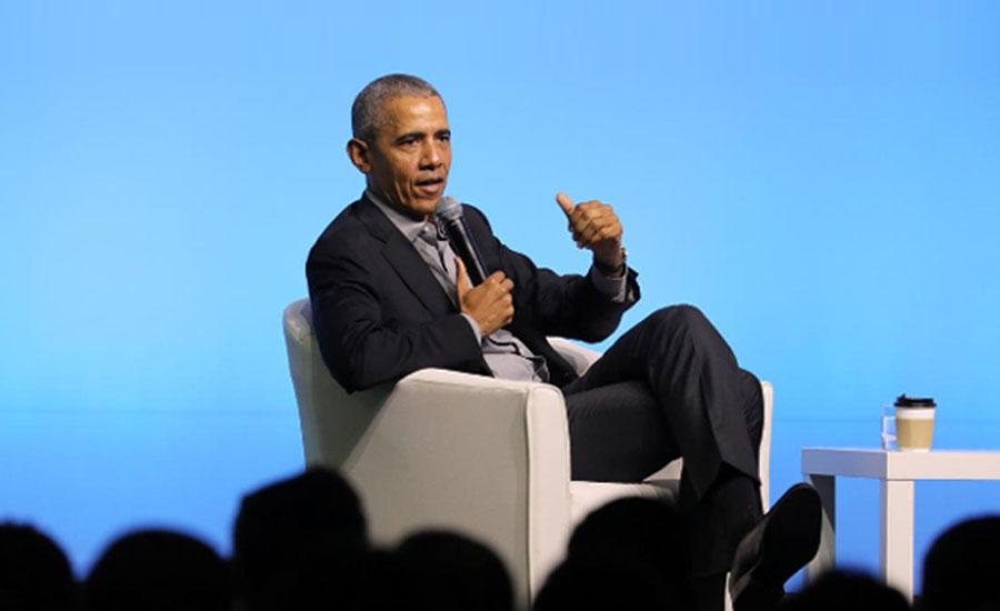 کورونا سے نمٹنے کیلئے ٹرمپ کی حکمت عملی تباہ کن ثابت ہوئی، اوباما