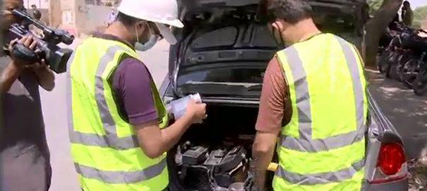 طیارہ حادثہ ، پی آئی اے ، تحقیقاتی ٹیم ، شواہد اکٹھے ، کراچی ، 92 نیوز
