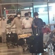 بیرون ملک ، پھنسے ، پاکستانیوں ، آمد ، سلسلہ ، جاری ، 249 مسافر ، ملتان