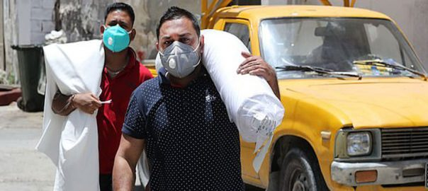 قطر ، کورونا وبا ، دوران ، ماسک ، تین سال ، قید ، 55 ہزار ڈالر ، جرمانے ، سزا