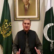 کسی بھی جارحیت ، منہ توڑ جواب ، شاہ محمود قریشی ، دو ٹوک پیغام ، اسلام آباد ، 92 نیوز
