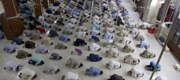 راولپنڈی ، اسلام آباد ، مساجد ، حکومتی ہدایات ، نماز تراویح ، ادائیگی ، 92 نیوز