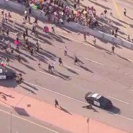 ریاست ، منی سوٹا ، پولیس ، سیاہ فام ، نوجوان ، ہولناک قتل ، ملک ، احتجاج ، شروع