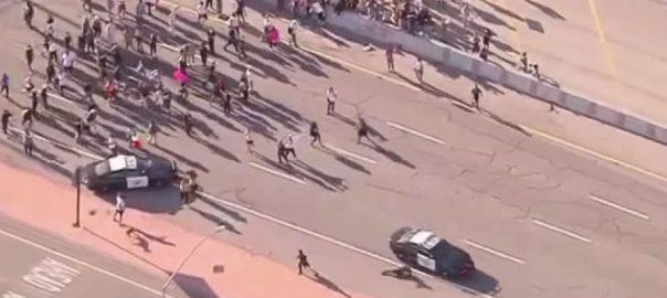 سیاہ فام شہری ، ہلاکت ، امریکا ، مظاہرے ، شدت ، اختیار