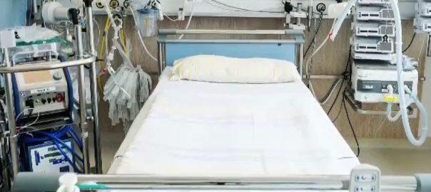 کراچی ، نجی اسپتال ، وینٹی لیٹر ، موجود ، مریضوں ، بھاری رقوم ، بٹوری ، انکشاف