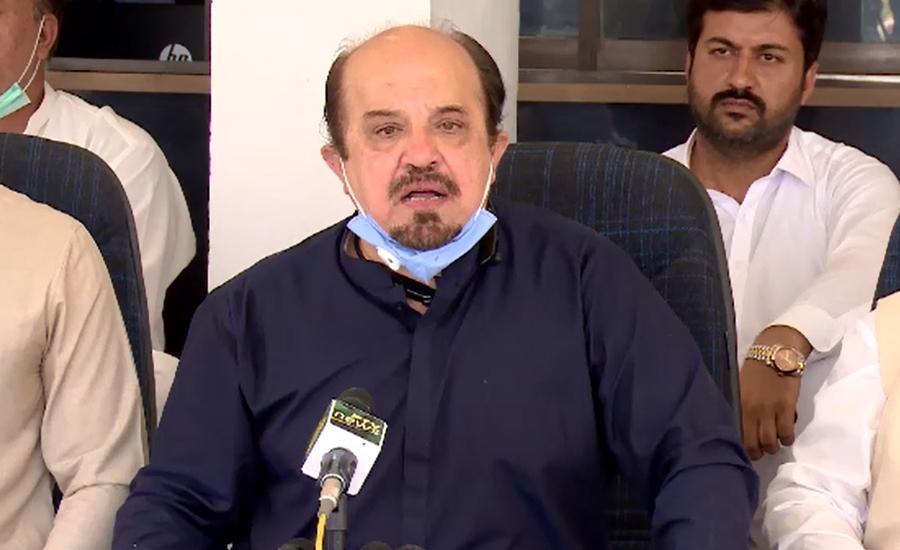 پی ٹی آئی نے کراچی میں پانی بحران کی ذمہ داری سندھ حکومت پر ڈال دی