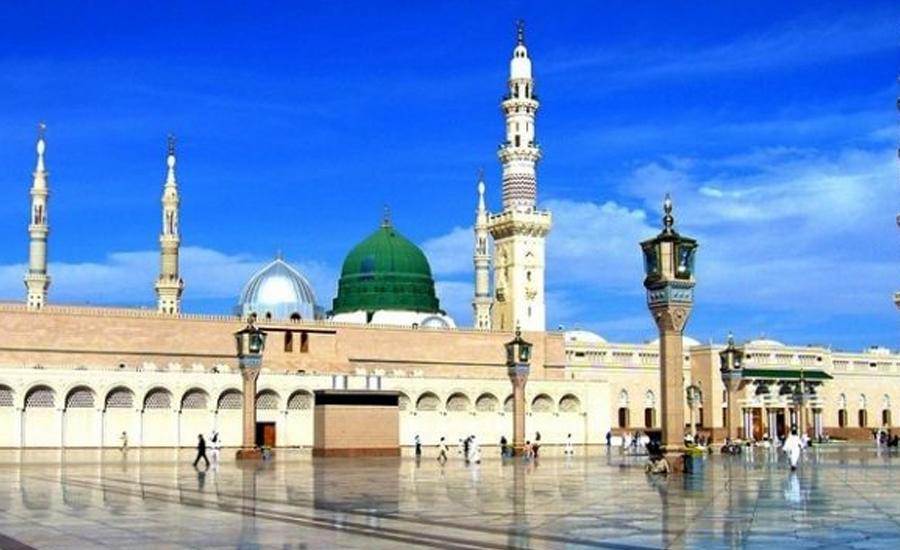مسجد نبویؐ میں ترقیاتی منصوبوں کی منظوری دے دی گئی