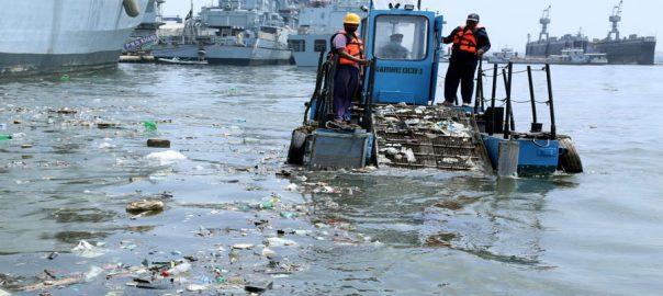 صاف ماحول ، آگہی ، پاک بحریہ ، ماحول کا عالمی دن ، کراچی ، 92 نیوز