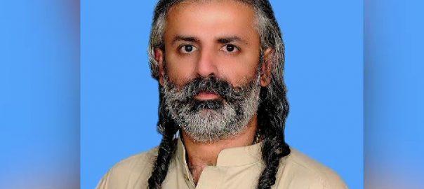Shah Zain bughti