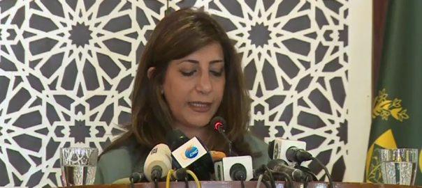 پاکستان ، افغانستان ، امن ، کوشاں ، ترجمان دفتر خارجہ ، اسلام آباد ، 92 نیوز
