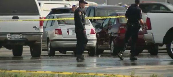کیلی فورنیا ، سپر مارکیٹ ، ملازم کی فائرنگ ، 2 افراد ہلاک ، 4 زخمی ، 92 نیوز