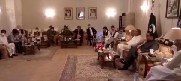 وزیراعلیٰ پنجاب ، زیرصدارت ، اجلاس ، ٹڈی دل ، حملے ، کورونا ، صورتحال ، غور