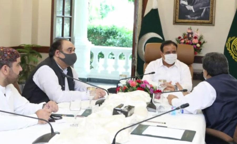 وزیراعلیٰ پنجاب سے ارکان صوبائی اسمبلی کی ملاقات ، حلقوں کے مسائل کے حل پر تبادلہ خیال