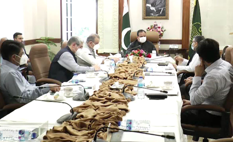 پنجاب میں فلور ملوں کو گندم ریلیز کرنے اور حتمی قیمت کی کابینہ سے منظوری لینے کا فیصلہ