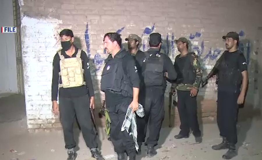 بلوچستان، سی ٹی ڈی اور حساس اداروں کا آپریشن، کالعدم تنظیم کے کمانڈر سمیت 4 دہشت گرد ہلاک