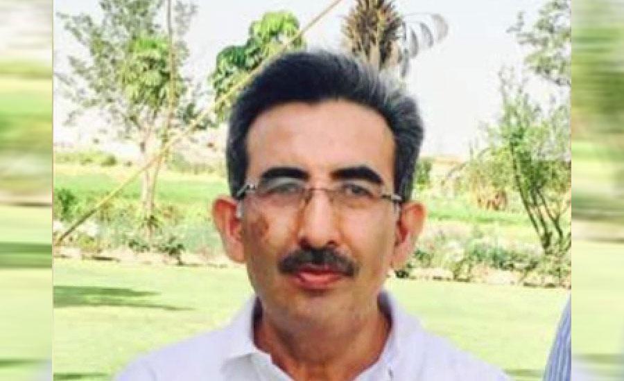 پی آئی سی لاہور میں کارڈیک سرجری یونٹ کے سربراہ پروفیسر آفتاب یونس کورونا کا شکار