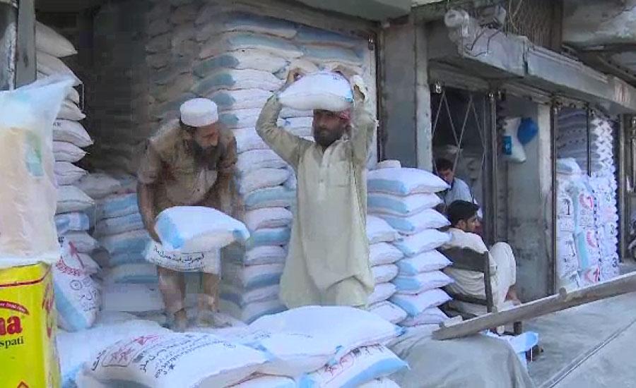 لاہور میں آٹے کی قیمت میں اضافہ ، 20 کلو تھیلے کی قیمت 972 روپے کر دی گئی