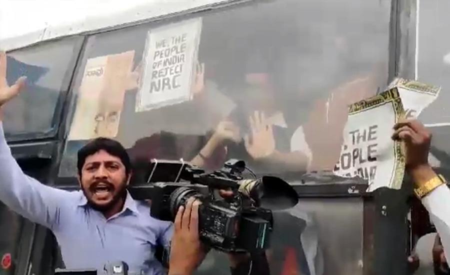بھارت میں لاک ڈاؤن میں حکومتی بدانتظامی کی رپورٹنگ پر صحافی مجرم بن گئے