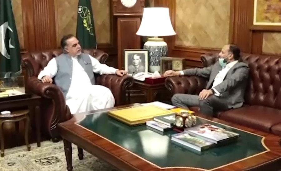 کے الیکٹرک کی گورنر سندھ کو 2 روز میں بجلی کے بحران پر قابو پانے کی یقین دہانی