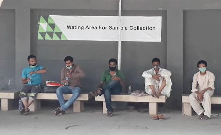 کراچی، سول اور جناح اسپتال میں 5 روز سے کورونا ٹیسٹ کی سہولت بند