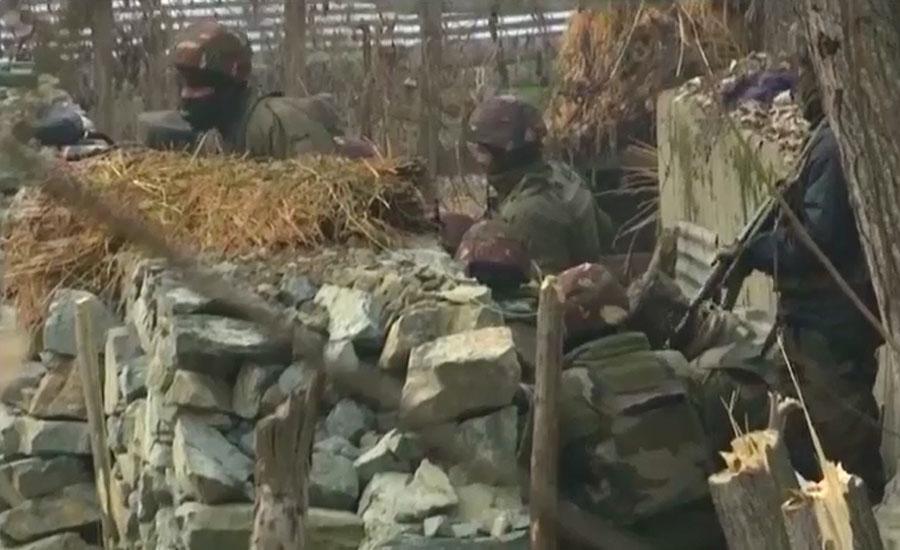 بھارتی فورسز کا سری نگر میں سرچ آپریشن، 3 کشمیری نوجوان شہید