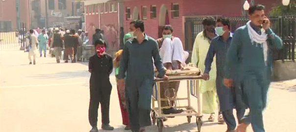 خیبر پختونخوا ، کورونا ، شرح اموات ، بڑھنے لگی ، پشاور ، 92 نیوز