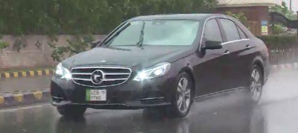 لاہور ، بارش ، موسم خوشگوار ، ، 92 نیوز