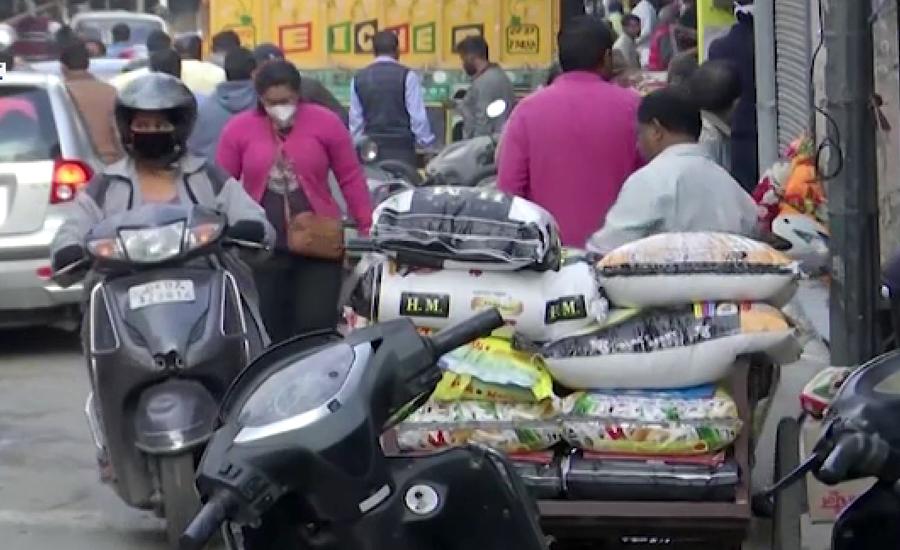 بھارت میں لاک ڈاؤن کورونا کا پھیلاؤ روکنے میں ناکام رہا ، نیو یارک ٹائمز