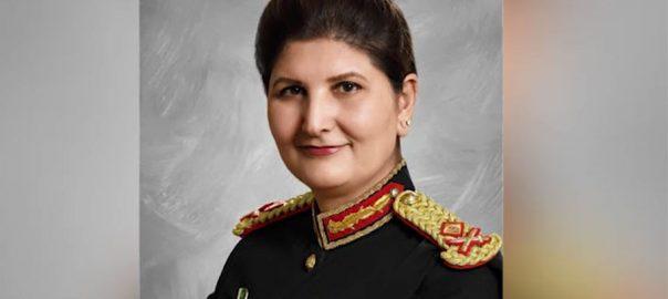 میجر جنرل نگار جوہر ، لیفٹیننٹ جنرل ، عہدے پر ترقی ، آئی ایس پی آر ، راولپنڈی ، 92 نیوز