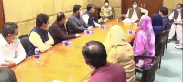 تحریک انصاف ، کراچی ، ارکان ، قومی اسمبلی ، وزیراعظم ، ملاقات ، لوڈشیدنگ ، معاملہ