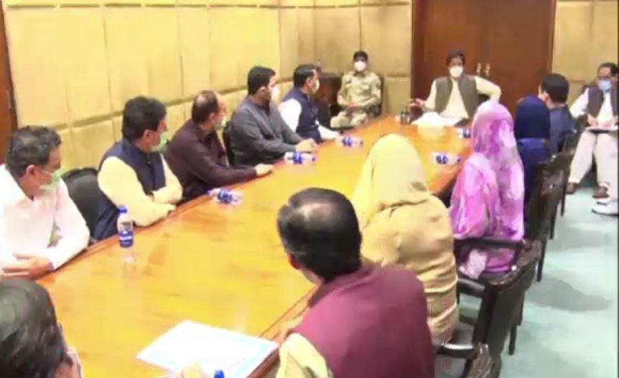 تحریک انصاف کراچی کے ارکان قومی اسمبلی نے وزیراعظم سے ملاقات میں لوڈشیدنگ کا معاملہ اٹھایا