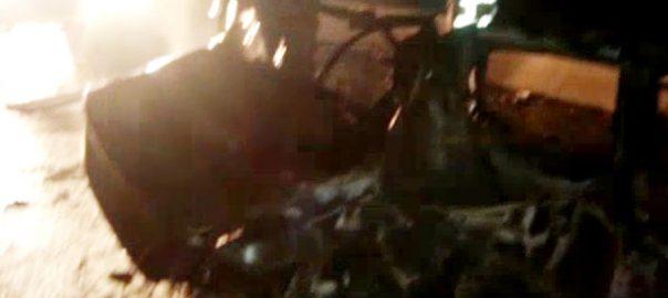 رحیم یار خان ، کار الٹنے ، ایک ہی خاندان ، 4 افراد جاں بحق ، 3 زخمی ، 92 نیوز