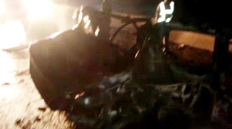 رحیم یار خان، کار الٹنے سے ایک ہی خاندان کے 4 افراد جاں بحق، 3 زخمی