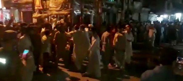 راولپنڈی، صدر ، دھماکہ ، ایک شخص جاں بحق ، 10 زخمی ، 92 نیوز