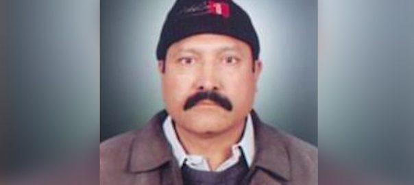 مسلم لیگ ن ، ایم پی اے ، شوکت چیمہ ، کورونا وائرس ، اٹھاون برس ، عمر ، انتقال