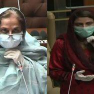 سندھ اسمبلی، نصرت سحر عباسی ، وزیر صحت ، تلخ جملوں کا تبادلہ ، کراچی ، 92 نیوز